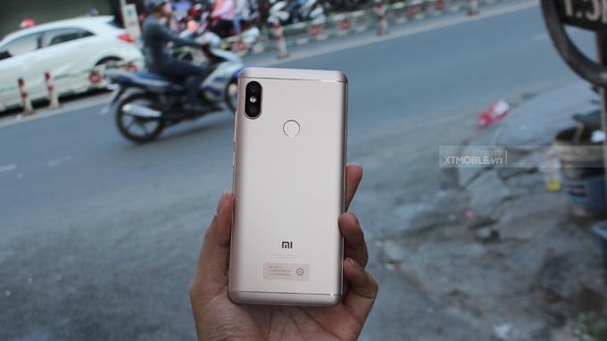 Camera kép 12MP ấn tượng trên Xiaomi Redmi Note 5 Pro