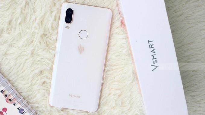 Vsmart Active 1 điện thoại thương hiệu Việt giá rẻ