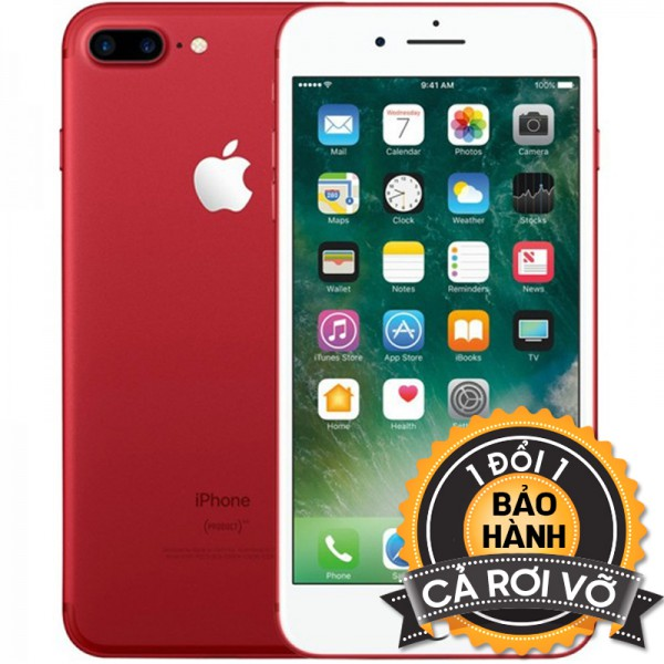 iPhone 7 Plus 128GB (Like new) Red - Màu đỏ
