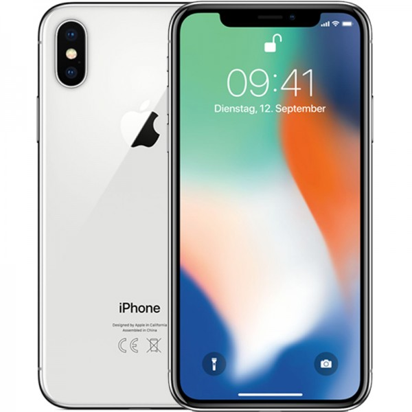 iPhone X 256GB (Like new)
