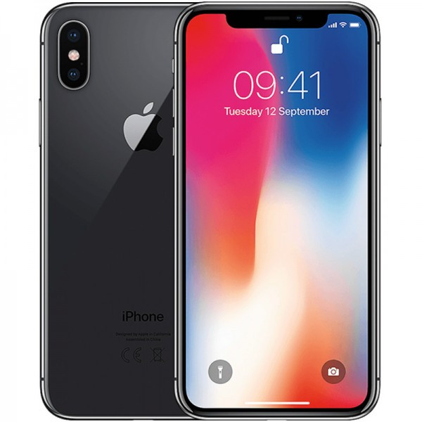 iPhone X 64GB (Like new)