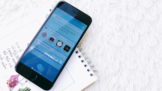 iPhone 6 16GB quốc tế cũ trải nghiệm ổn định