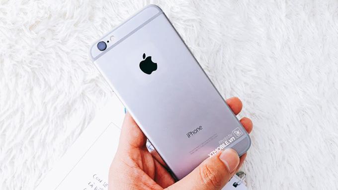 Đánh giá iPhone 6 16GB cũ