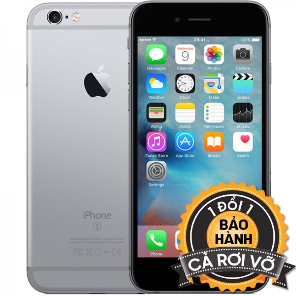 iPhone 6s 128GB (Likenew 97%)