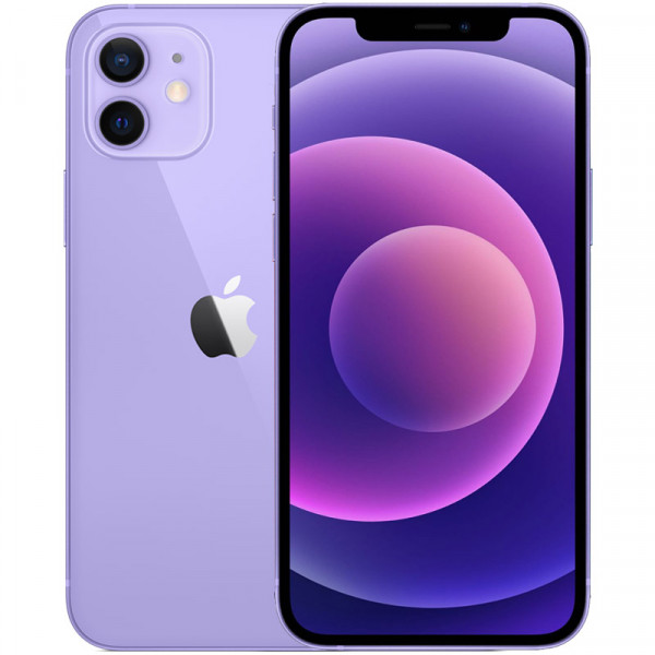 iPhone 12 128GB Purple - Màu tím (VN/A)