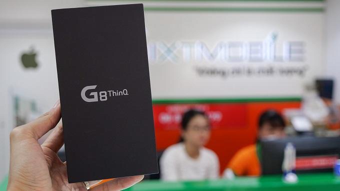 Mua LG G8 ThinQ 128GB Hàn giá rẻ tại XTmobile