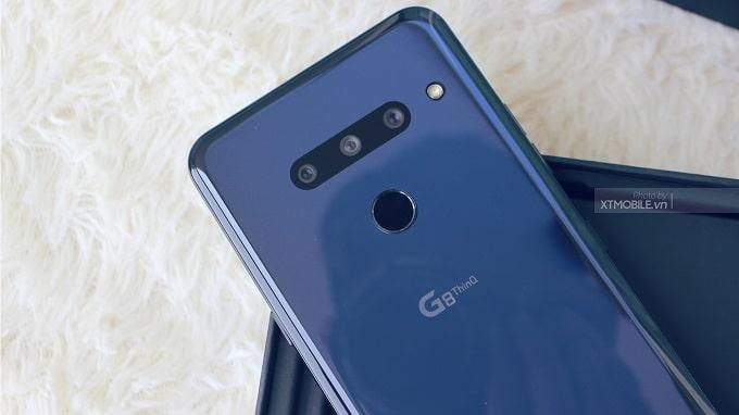 LG G8 ThinQ có độ hoàn thiện cao, cảm giác cầm tay tốt