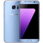 Samsung Galaxy S7 Edge 64GB - Blue Coral (Likenew)