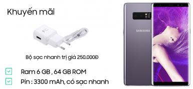 Samsung Galaxy Note 8 Cũ 99% - Bản Mỹ