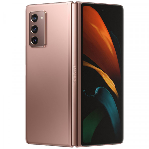 Samsung Galaxy Z Fold 2 5G bản đặc biệt Spring 2021