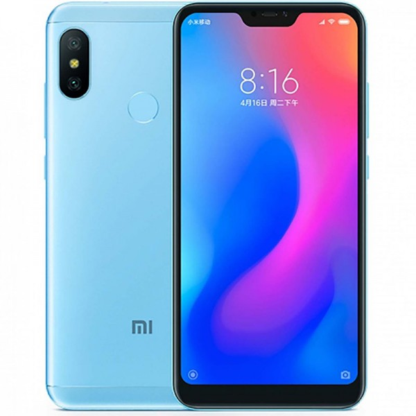 Xiaomi Redmi 6 Pro (4GB|64GB) (Like new - FullBox)