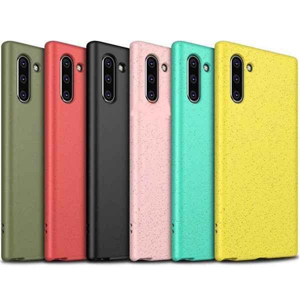 Ốp lưng dẻo màu chống bám Samsung Galaxy Note 10 Plus