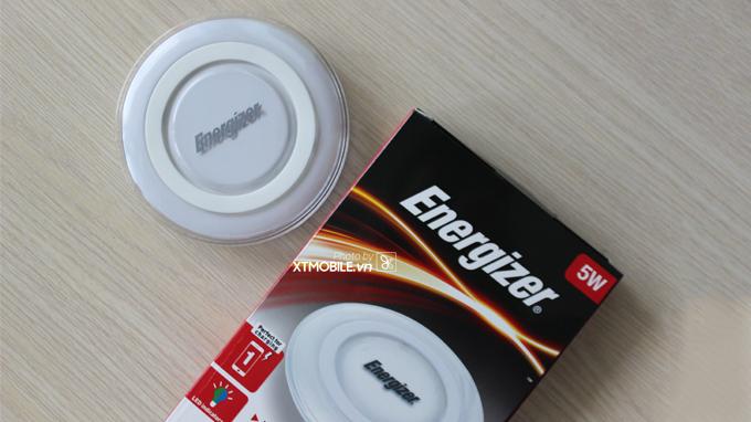 Đánh giá đế sạc không dây Energizer 5W