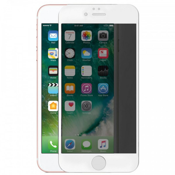 Cường lực chống nhìn trộm iPhone 8 Plus MiPow Kingbull HD