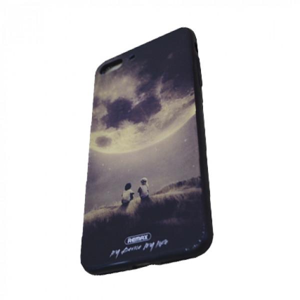 Ốp lưng cường lực Remax iPhone 8 Plus