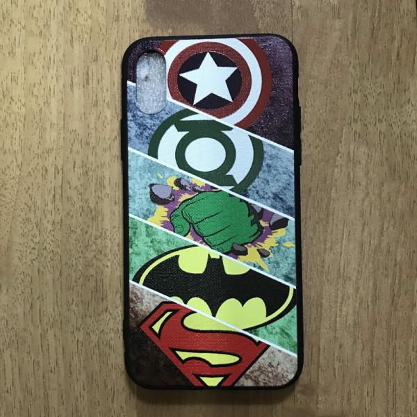 Ốp lưng iPhone DC Comic