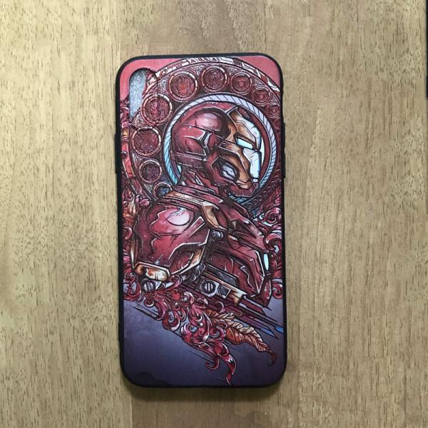 Ốp lưng iPhone Iron Man 2