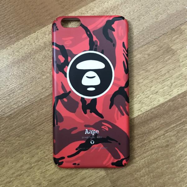 Ốp lưng iPhone Supreme đỏ