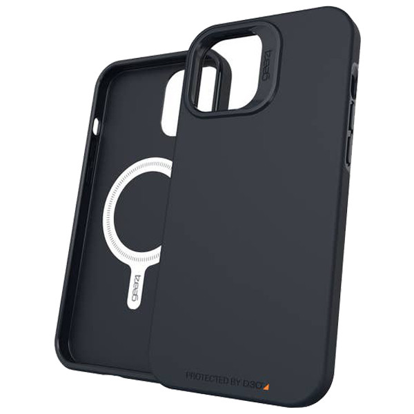 Ốp lưng Gear4 D3O iPhone 12 Pro Max Rio Snap (hỗ trợ sạc Magsafe)
