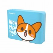 Pin Dự Phòng Pisen Wow Meat Ball Power 10.000 mAh - PA0498