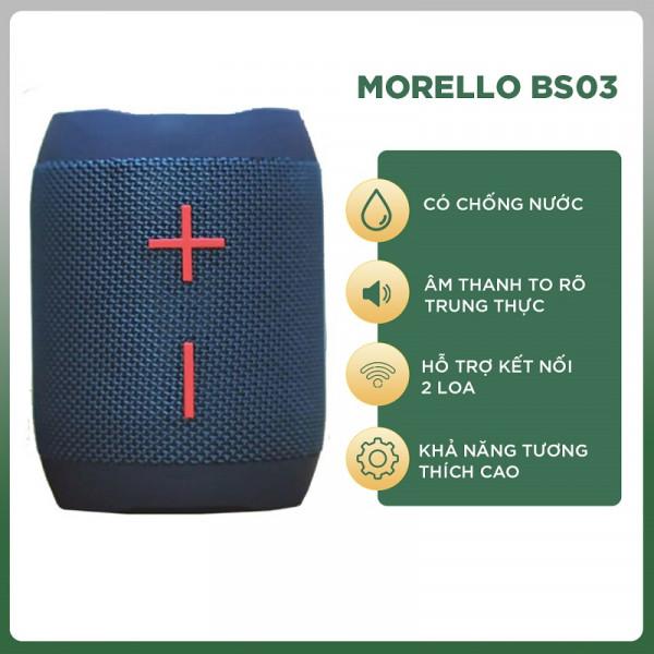 Loa Bluetooth Morello BS03