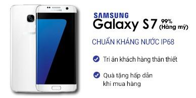 Samsung Galaxy S7 Mỹ 99%