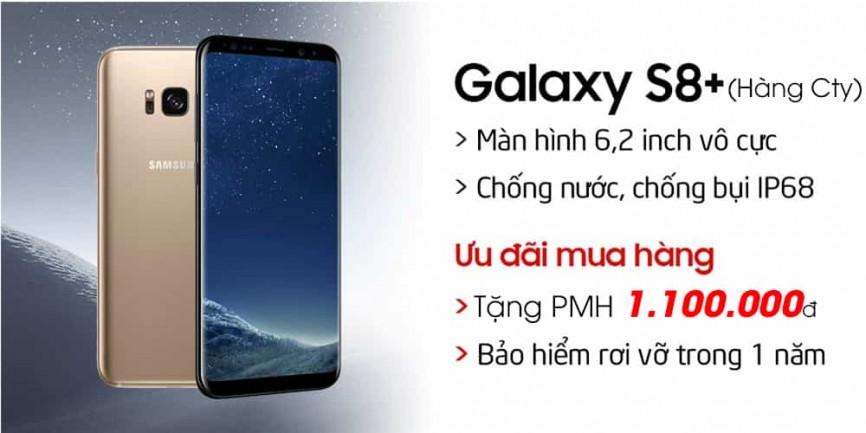 Samsung Galaxy S8 Plus Chính Hãng (cty)