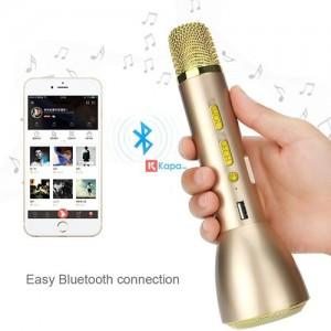 Micro Karaoke Bluetooth 3 Trong 1 Kèm Loa KTV-K088