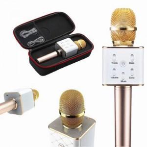 Micro Karaoke Bluetooth 3 Trong 1 Kèm Loa Tuxun Q7