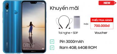 Huawei Nova 3e Chính Hãng (CTy)