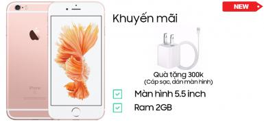 iPhone 6s Plus 16Gb CPO Quốc Tế