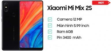 Xiaomi Mi Mix 2S (6GB/64GB)
