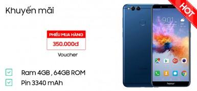 Huawei Honor 7X Chính Hãng (CTy)