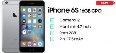 iPhone 6s 16Gb CPO Quốc Tế