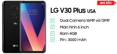 LG V30 Plus Cũ 99% - Bản Mỹ