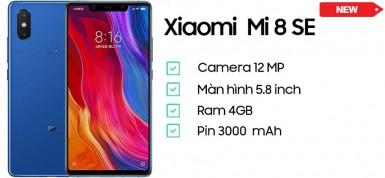 Xiaomi Mi 8 SE (4GB/64GB)