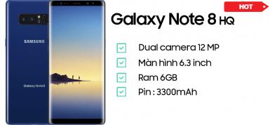 Samsung Galaxy Note 8 64GB - Hàn Quốc