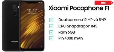 Xiaomi Pocophone F1 Chính Hãng (CTy)