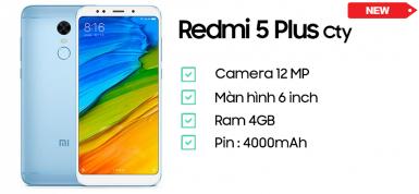 Xiaomi Redmi 5 Plus 64GB Chính hãng