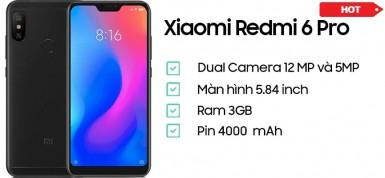 Xiaomi Redmi 6 Pro (3GB/32GB)