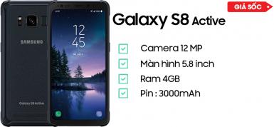 Samsung Galaxy S8 Bản Mỹ