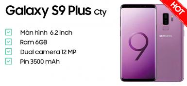 Samsung Galaxy S9 Plus Chính Hãng (Cty)