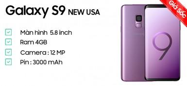 Samsung Galaxy S9 - Bản Mỹ