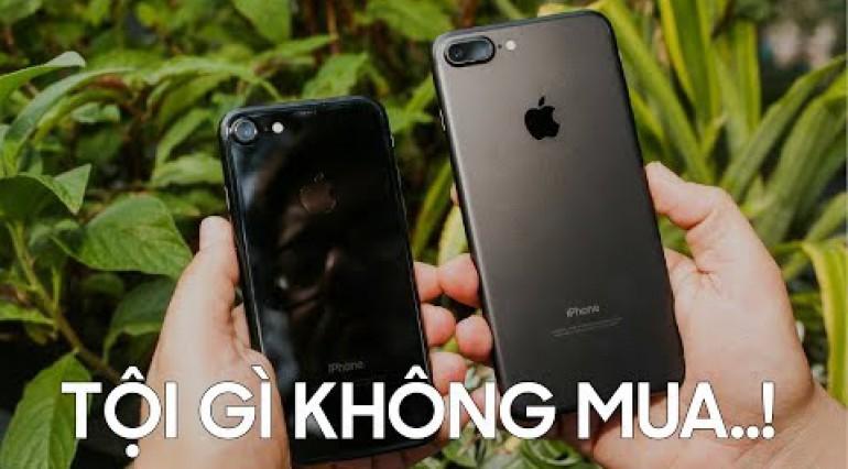 iPhone 7 Plus rẻ SẬP SÀN: Tội gì không mua?