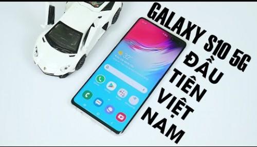 Galaxy S10 5G, chiếc máy đáng mua nhất của S10 series