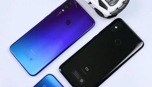 Xiaomi Mi 8 vs Redmi Note 7 Pro, chênh hơn 1 triệu chọn máy nào ngon?