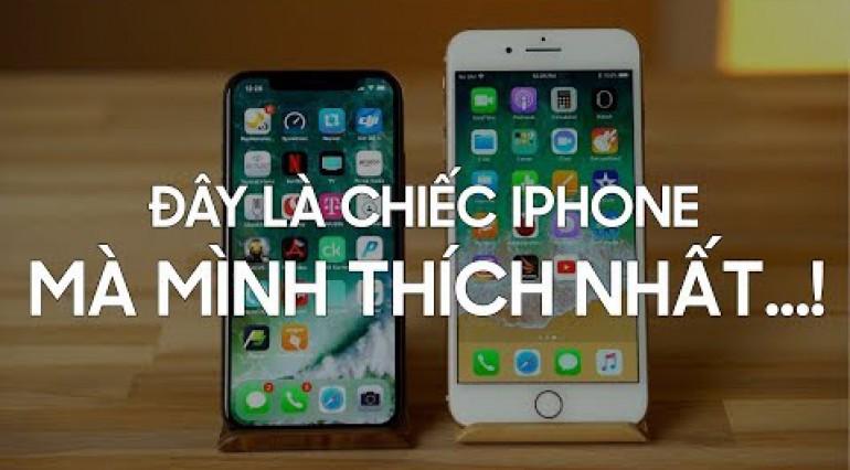 iPhone Xs Max quá ngon nhưng đây mới là chiếc iPhone tớ thích?