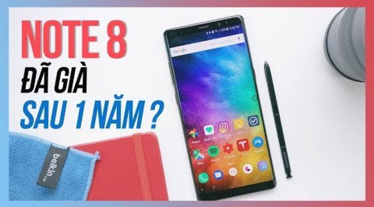 Samsung Galaxy Note 8 tất cả đều ngon trong phân khúc 9 triệu ngoại trừ ...