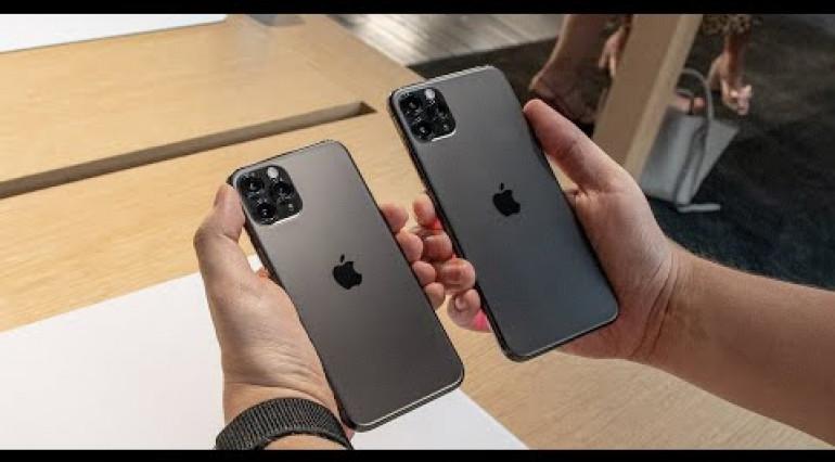 Mua iPhone 11 mới hay iPhone 11 Pro Max cũ?