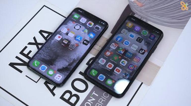 Chọn iPhone 11 Pro max Lock hay iPhone XS Max quốc tế đây anh em?